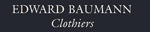 Edward Baumann Clothiers Logo