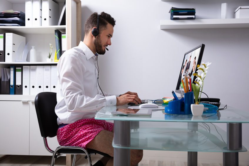 What Should You Wear When Working from Home?